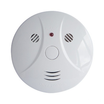 Fire alarm and carbon monoxide detector